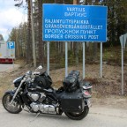 Nordkapp - Tour 2017 Via Karelia Russian Border