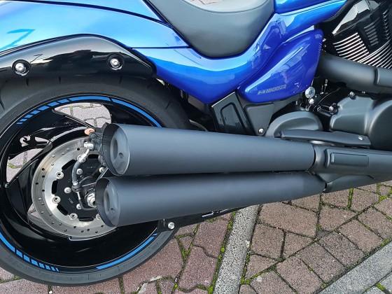 Thunderbike Slash-Comp Black Edition, Keramik-Beschichtet