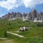 Grödnerjoch Dolomiten