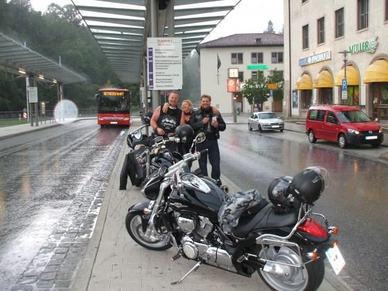 Berchtesgaden Busbahnhof ... Trudenbahnhof?