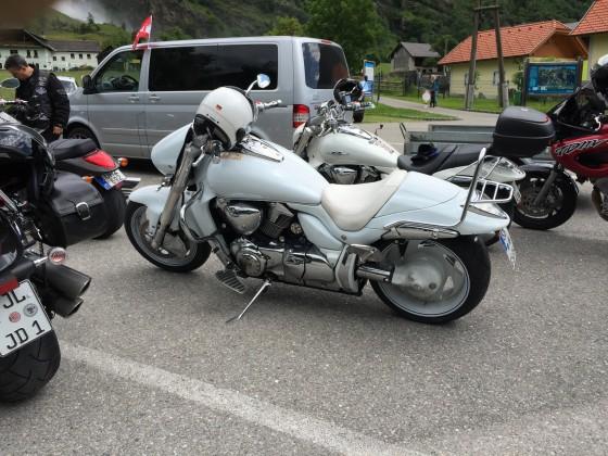 2016 06 17 Motorradweihe Nockalmstr u Maltatal31