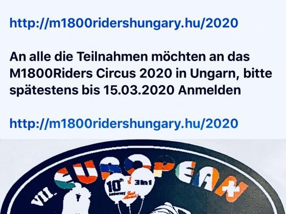 Circus 2020 Ungarn