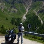 Manghen Pass Dolomiten