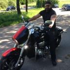 mein Einsteiger Motorrad