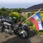 ... wenn schon bewerben ..., dann auch flagge zeigen ... ;-)
