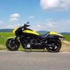 Suzuki VZR 1800 im wunderschönen Kalletal