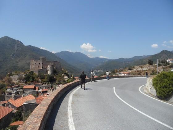 Ligurien - Castelvecchio di Rocca Barbena