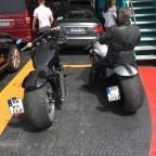 Black Bull und DEED Intruso auf Tour